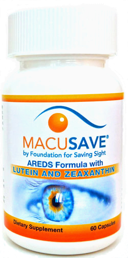 MacuSave Professional Sample